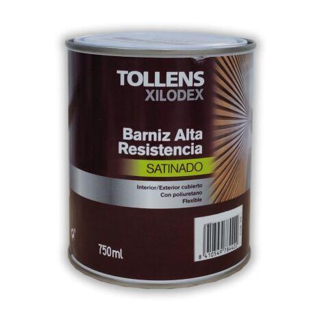 BARNIZ ALTA RESISTENCIA SATINADO INTERIOR 750 ML
