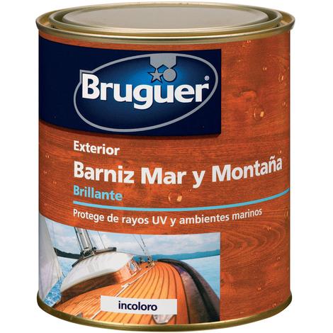 Barniz Br Incoloro - MAR Y MONTAÑA - 5069803 - 4 L