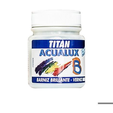 Barniz Brillante Acualux Titan
