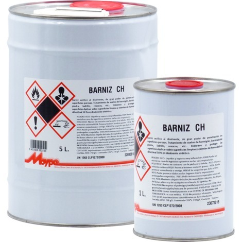 Barniz CH Impermeabilizante Moype | 1 L