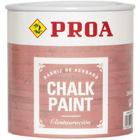 BARNIZ CHALK PAINT PROA 250 ml, Transparente 0,25lts
