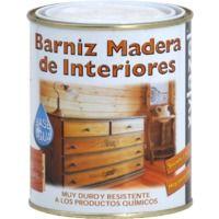 Barniz de interiores al agua Brillo 750 ml Xylazel | Cerezo