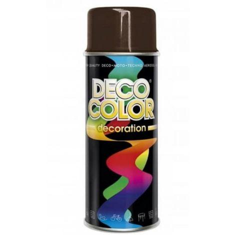 Barniz de spray 400 bronce aerosol puede pintar