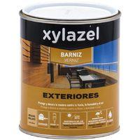 Barniz Exteriores al Agua Xylazel 750 mL