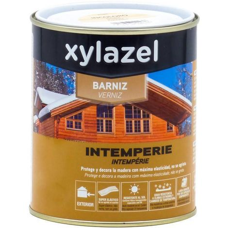 Barniz Intemperie Satinado Xylazel