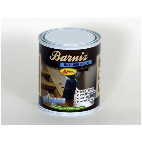 Barniz mad bri. 750 ml inc. int. agua promade