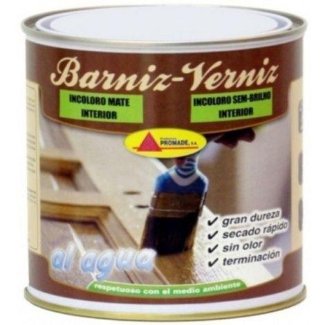Barniz mad mate 375 ml 375 ml inc. int. agua promade