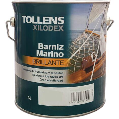BARNIZ MARINO BRILLANTE 4 LT
