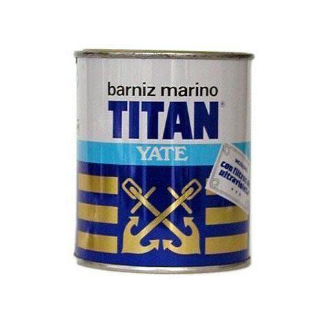 Barniz marino brillante Titan Yate