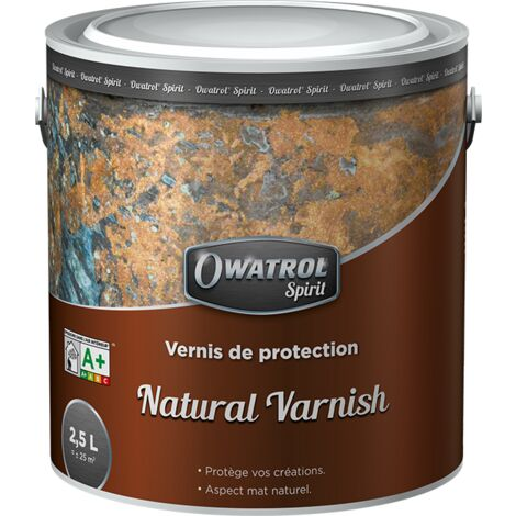 BARNIZ NATURAL MATE OWATROL 500 ML