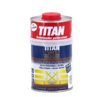 Barniz Poliuretano + acrílico brillo Yate Titan
