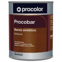 Barniz Procobar brillante nogal 750 ml