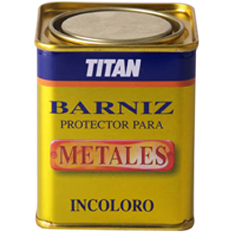 Barniz Protector Metales - TITAN - 04B000114 - 250 ML