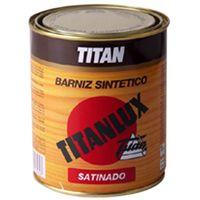 Barniz Satinado Incoloro - TITANLUX - 035000118 - 125 ML