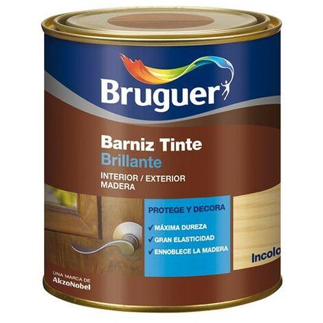 BARNIZ TINTE BRILLANTE (PRINCESA) INCOLORO 4L BRUGUER