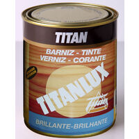 BARNIZ TINTE BRILLANTE ROBLE 1 L