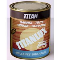 BARNIZ TINTE BRILLANTE ROBLE 500 ML