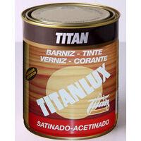BARNIZ TINTE SATINADO ROBLE 750 ML