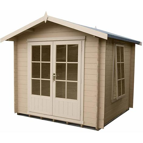 Barnsdale Log Cabin 8 x 8