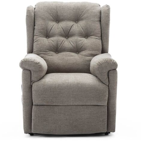 BARNSLEY FABRIC RISE RECLINER - different colors available