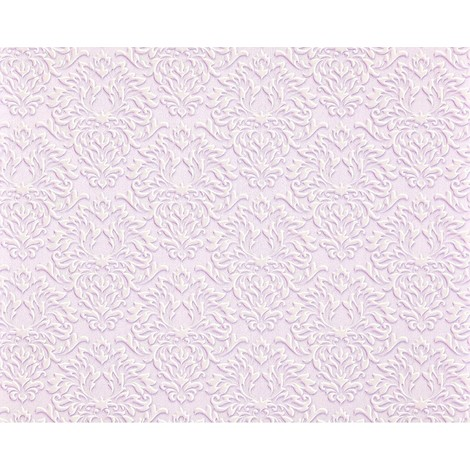 Baroque paste the wall wallpaper XXL EDEM 935-29 non-woven hot embossed opulent floral baroque pattern lilac purple violet 10.65 m2