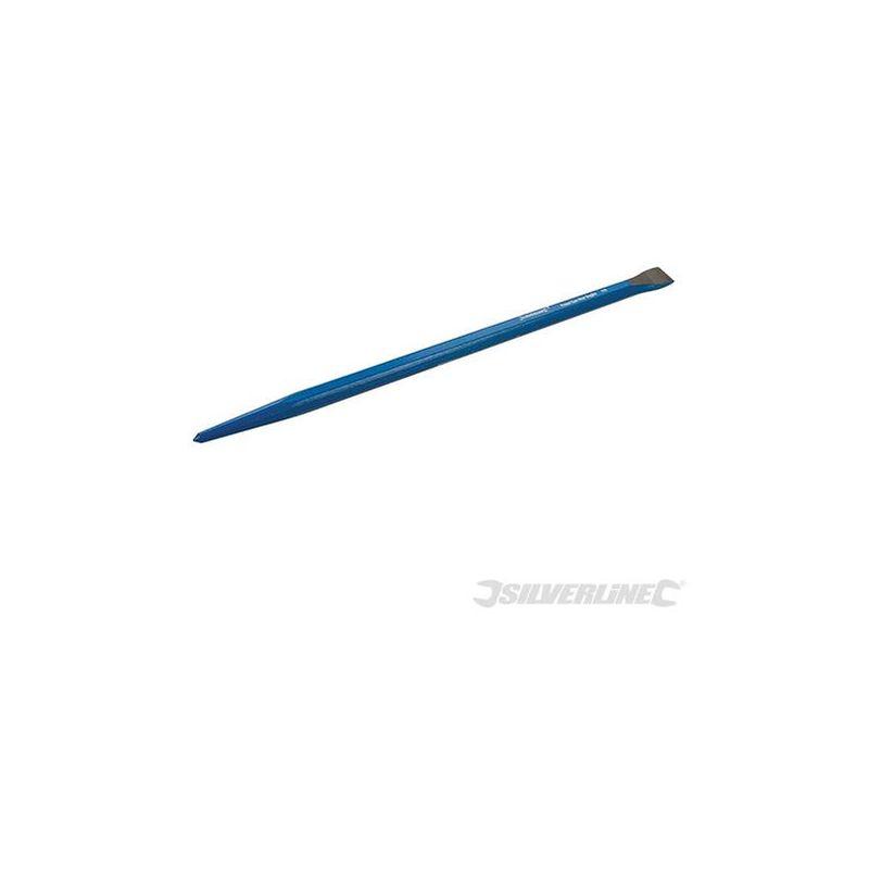 Barra de alineaci/ón Silverline 486947 450 x 16 mm