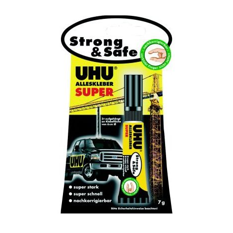 Barra de pegamento blanco - UHU 46960 (por 10)