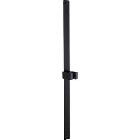 Barra deslizante de ducha, barra deslizante de ducha ajustable, con soporte de ducha de mano