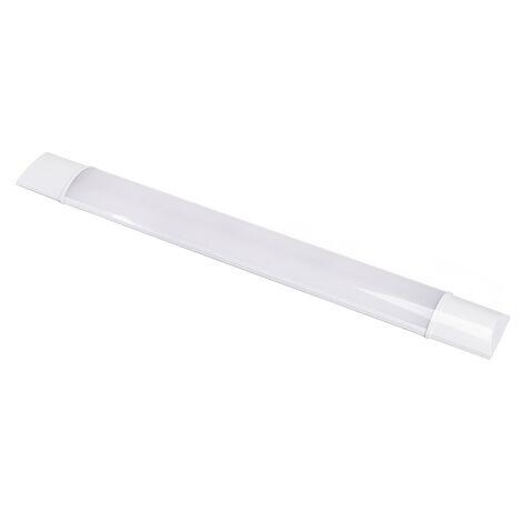 Barra Led rigida da 20W lunga 60cm Bianco Neutro 4000K