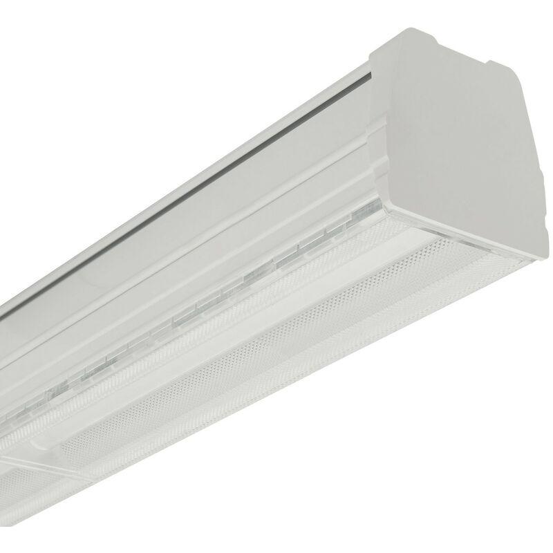 Barra Lineare LED Trunking Trifase 1500mm 60W 150 lm/W Regolabile 1-10V Bianco Caldo 2800K - 3200K - LEDKIA