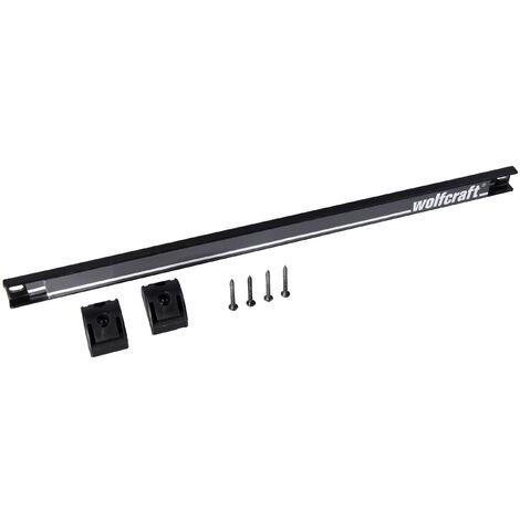 Barra porta-herramientas magnética de 500 mm Wolfcraft