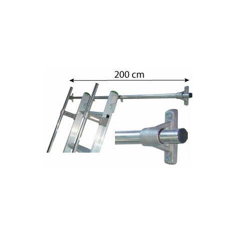 Barre d'accrochage de 0.60m à 3.00m - FAC (plusieurs tailles disponibles)
