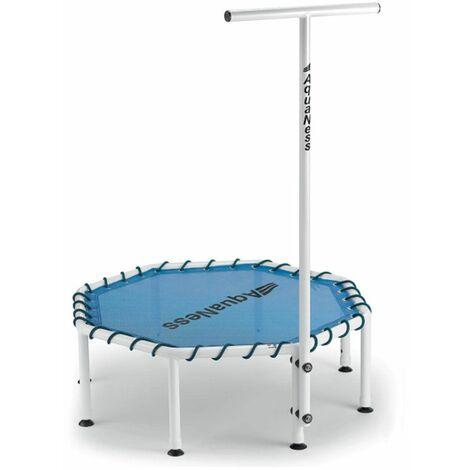 Barre d'appui pour trampoline tr1 aquaness gris alu