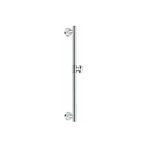 Barre de douche Unica Comfort 65 cm, 26401000, chrome - 26401000