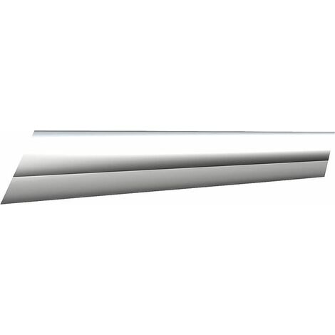 Barre de stabilisation, tube anodisé brillant, longueur 1500 mm diam 16 mm