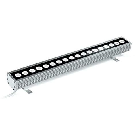 Barre LED de 1m Wall Washer 18W IP65 1440lm