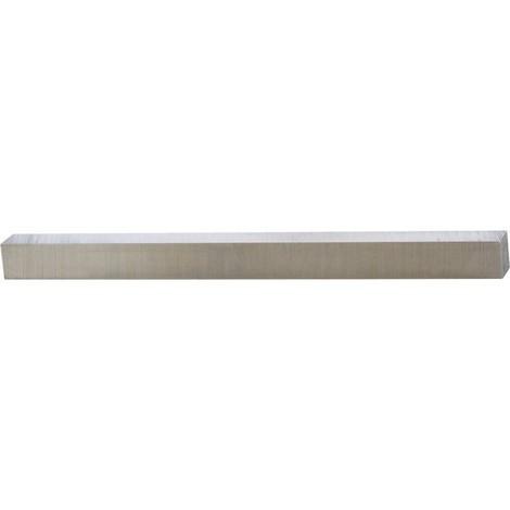 Barreau, DIN 4964, forme B, carré, h x h : 8 x 8 mm, Long. totale 63 mm