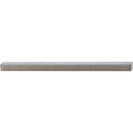 Barreau, DIN4964, forme D, plat, h x l : 16 x 4 mm, Long. totale 100 mm