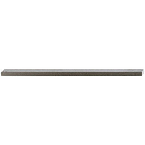 Barreau, norme d'entreprise, forme L1, double trapèze, h x l - h12 : 12 x 3 mm, Long. totale 120 mm