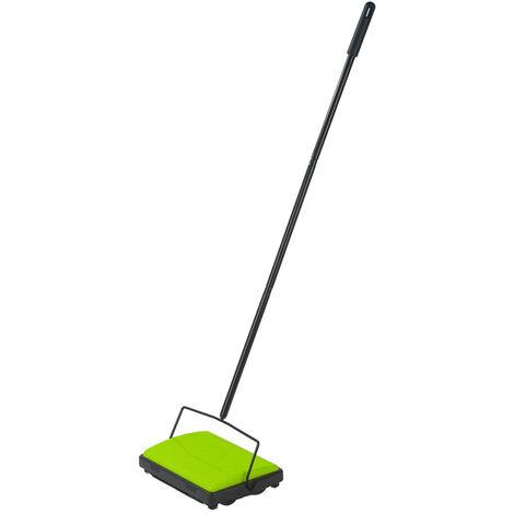 Barredora de alfombras verde WENKO
