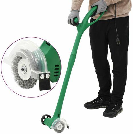 Barredora de hierba eléctrica 140 W verde - Verde
