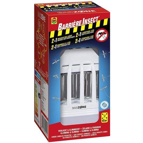 Barrera Bombilla Anti-Mosquitos 2en1 Compo