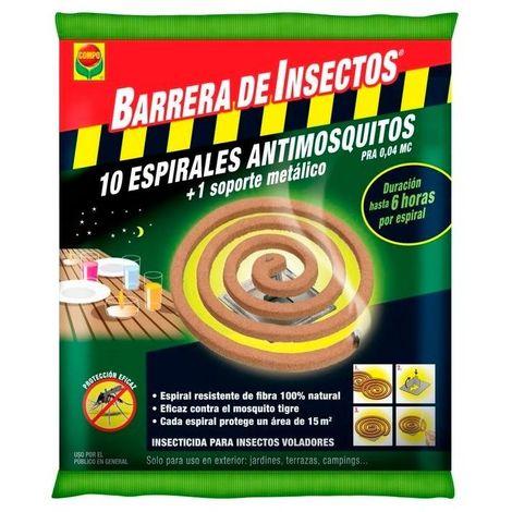 Barrera de Insectos Espiral Compo