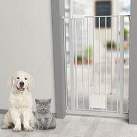 Barrera de seguridad para perros y gatos. Dog&Cat altura 105cm y hasta 84cm de ancho.
