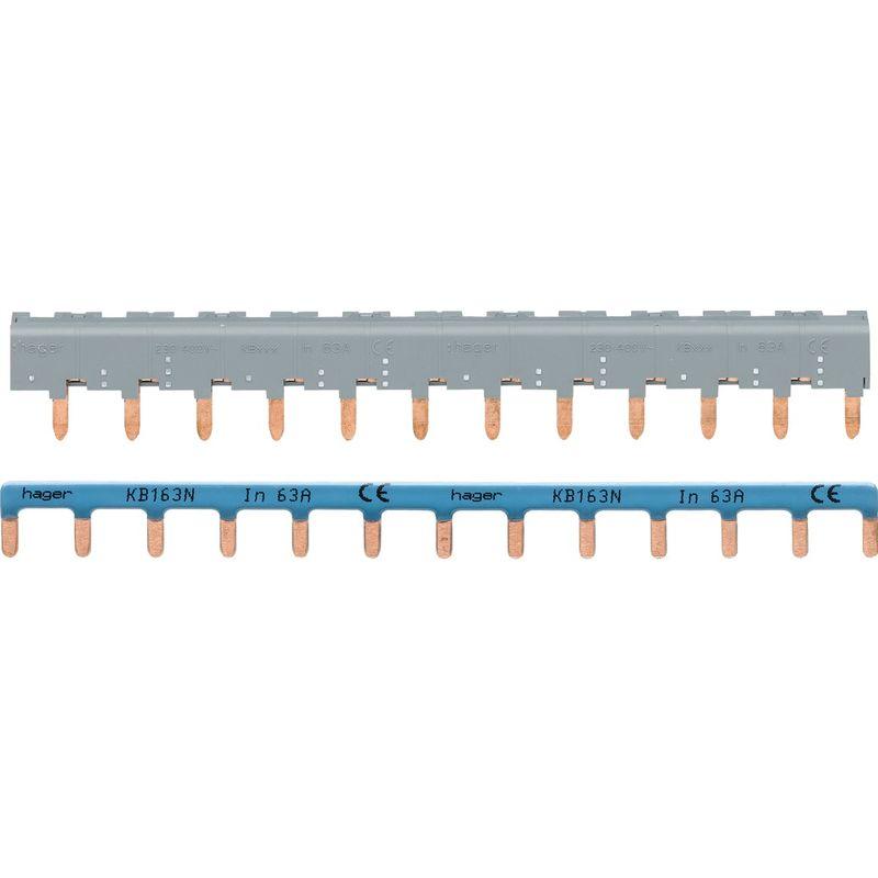 Peigne d/'alimentation HX3 1P universel 13 modules Legrand 404926 CL 12