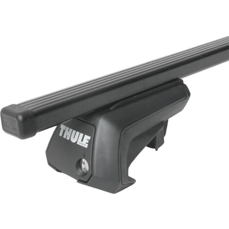 Barres De Toit Thule Squarebar - Chevrolet Cruze Station Wagon 11/13-12/99