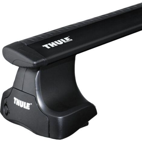 Barres De Toit Thule Wingbar Evo - Audi A4 Avant 07/00-09/01