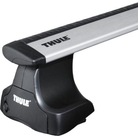 Barres De Toit Thule Wingbar Evo - Fiat Panda 09/03-12/99