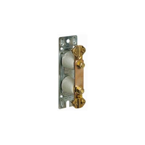 Barrette à cosses Cosga avec platine métal - 034388 - Legrand