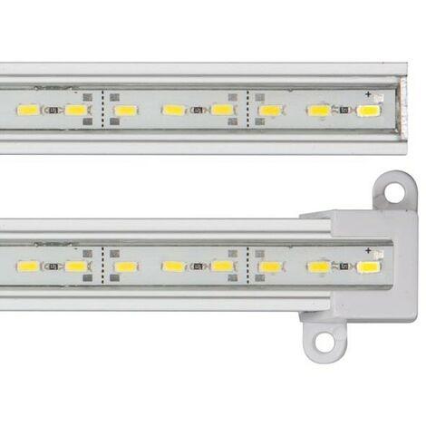 BARRETTE A LED RIGIDE - HAUTE LUMINOSITE - 50 CM - BLANC NEUTRE - CLLS05NWN